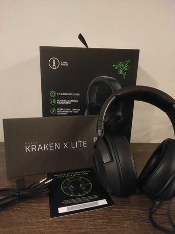 Słuchawki Razer Kraken x Lite