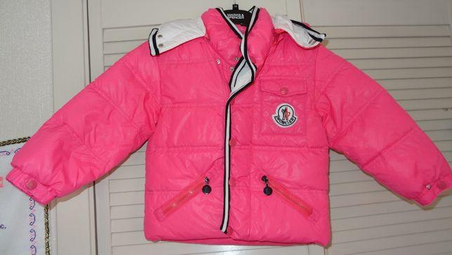 Курточка для девочки Moncler