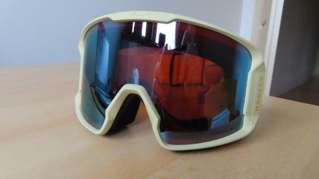 Gogle narciarskie Oakley Line Miner Jamie Anderson