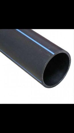 Труба техническая 160 мм пластиковая для полива. Трубы полиэтиленовые