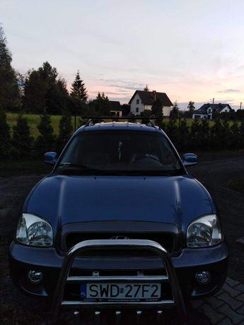 Hyundai Santa Fe - terenowy, sprawny 2.7 4WD