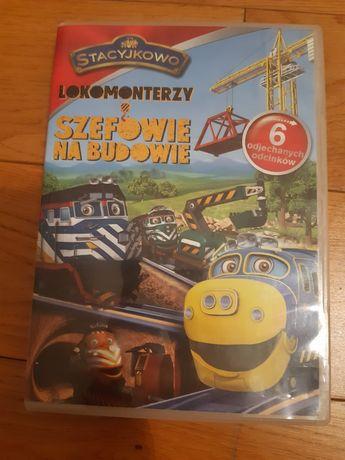 Płyta DVD Stacyjkowo, Szefowie na budowie