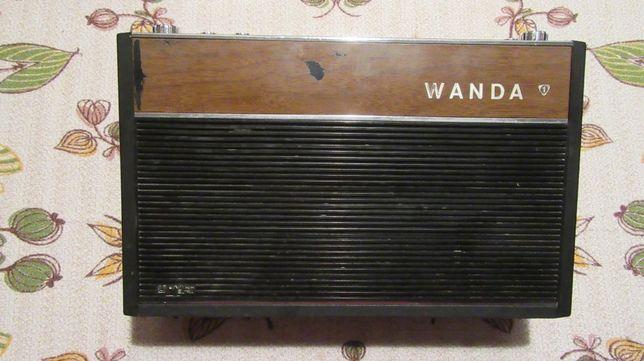 Radio tranzystorowe WANDA