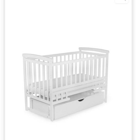 Ліжко дитяче маятникове