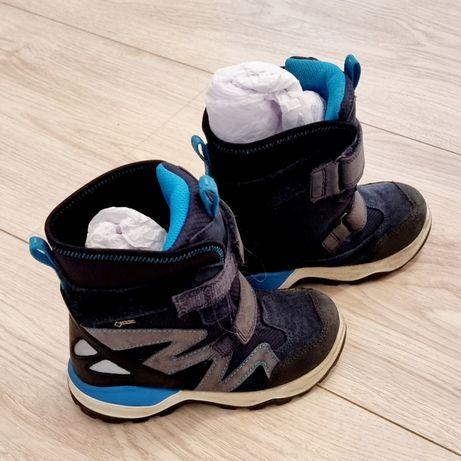 Зимние ботинки  ECCO 30 разм 19 см