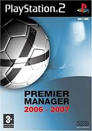 Playstation 2 Premier Manager 06-07