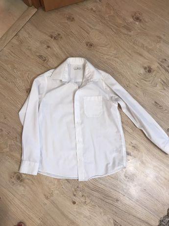 Белая рубашка 9 лет