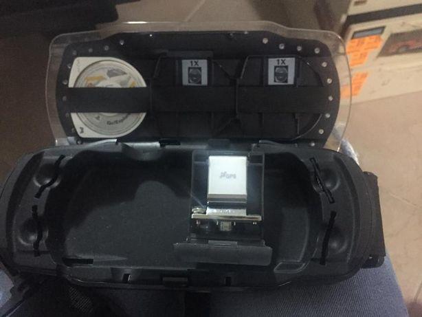 Antena GPS com mapas para PSP mais bolsa de transporte