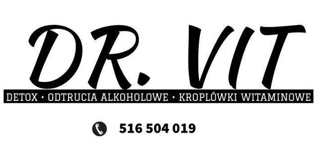Kroplówki witaminowe, detox, odtrucia alkoholowe, Wielkopolskie