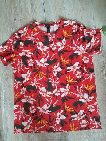 Koszulka chłopięca H&M. Rozm M.