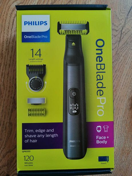 Nowa Maszynka Philips, One Blade Pro