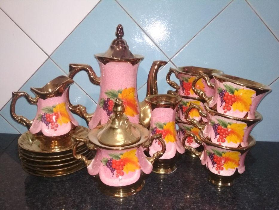 Кофейный чайный сервиз на 6 персон Днепр - изображение 1