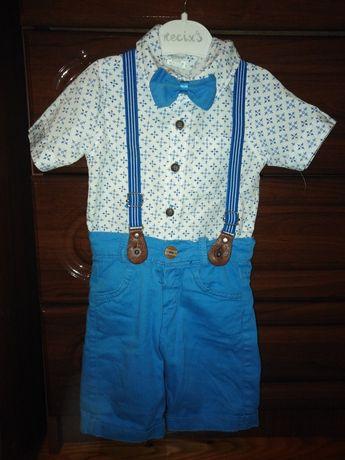 Костюм для хлопчика 80-86, шорти
