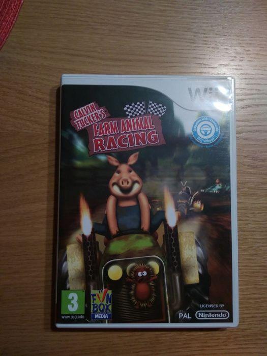 Gra Calvin Tucker's Farm Animal Racing, Wii Kraków - image 1