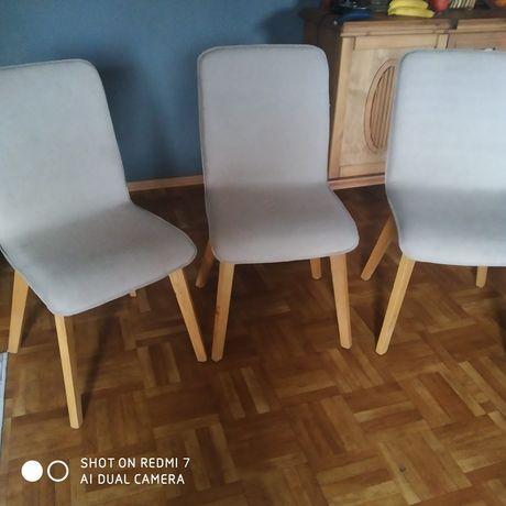 Sprzedam krzesła styl skandynawski