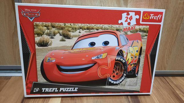 Puzzle firmy trefl Cars