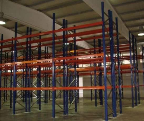 Estante encaixe metálica carga media pesada várias medidas racks pikin
