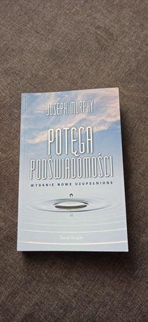 Książka Potęgą podświadomości Joseph Murphy