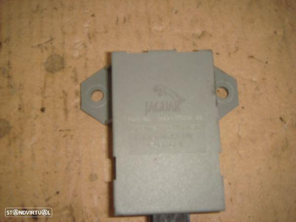 Unidade Control Do Sensor De Chuva Jaguar X-Type (X400)