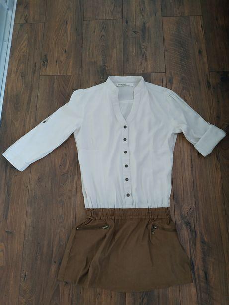 Sukienka mini Jolina Jeans, r. M