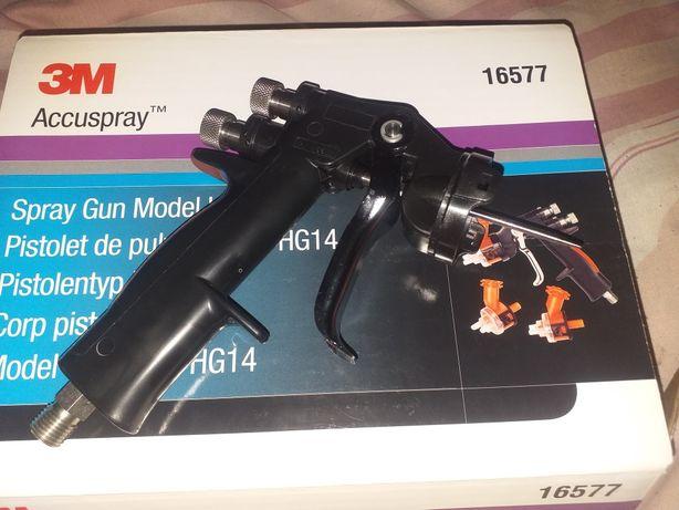 Pistolet lakierniczy 3 M