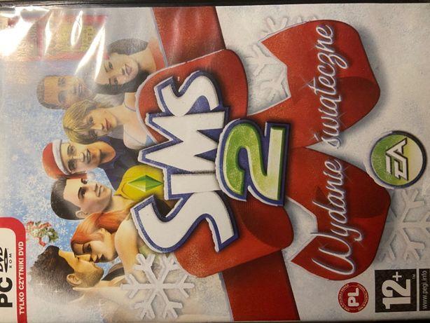 The Sims 2 wydanie świąteczne + The sims 2 cztery pory roku