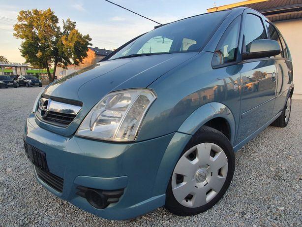 Opel Meriva LIFT 1.4 Benzyna_Klima_OPŁACONA_7300ZŁ_GWARANCJA_