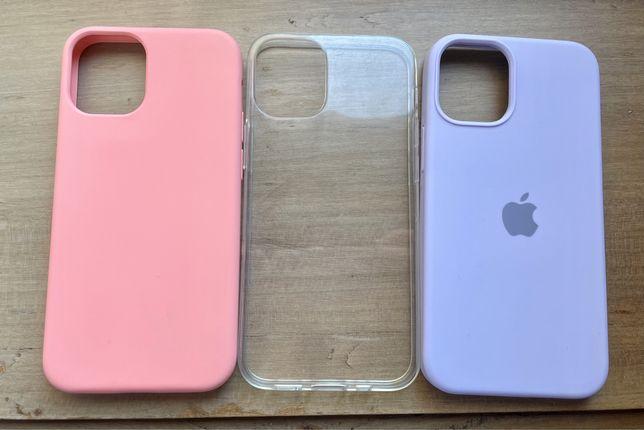 Capas iPhone 12 mini (ler descrição)