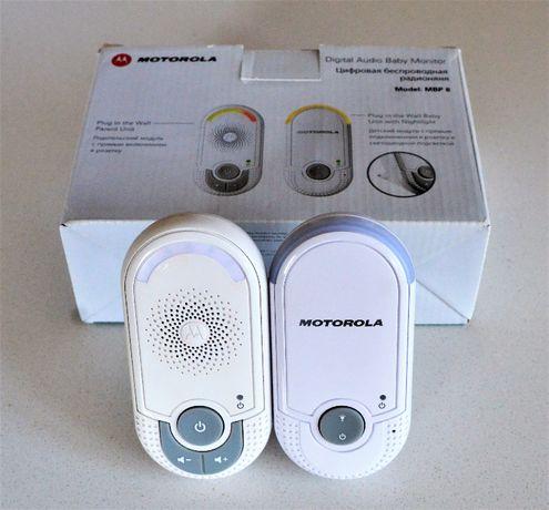 Радионяня беспроводная Motorola Mbp 8