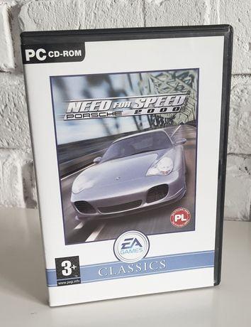UNIKAT Need for Speed Porsche 2000 PL PC