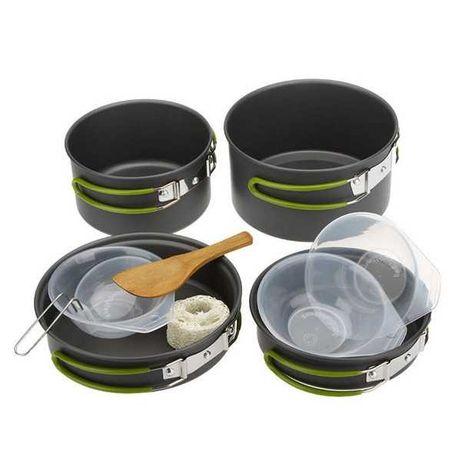 Набор посуды для кемпинга Cooking Set DS-301