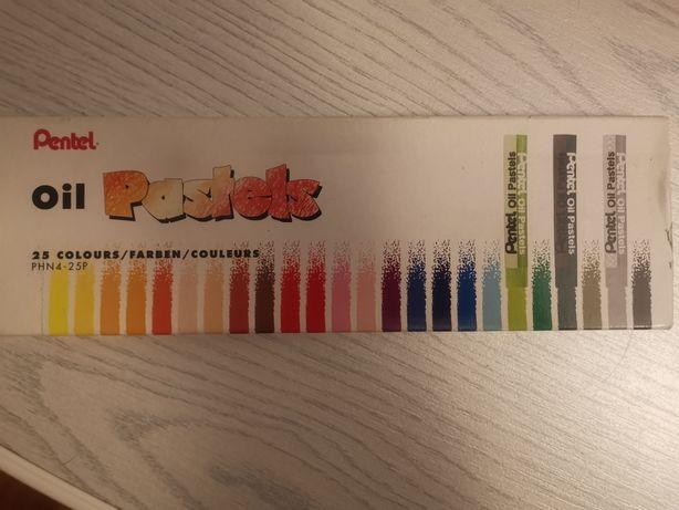 Nowe pastele 25 kolorów