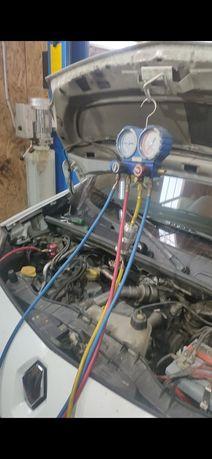 Заправка ремонт авто кондиционеров черемушки гарантия.