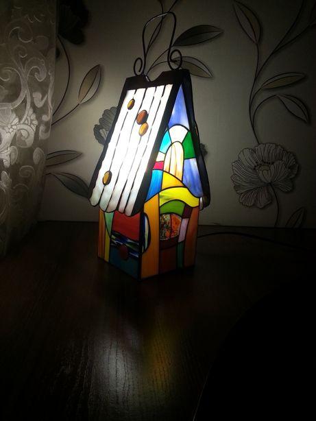 Ночник светильник в стиле Тиффани
