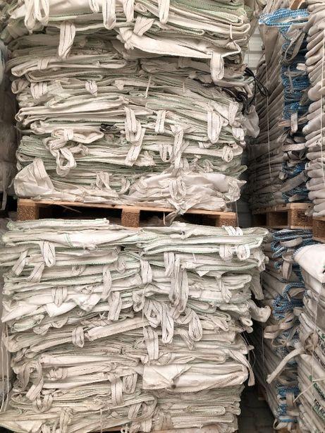 big bag bagi begi na zboze owies pszenice 1100 kg z fartuchem