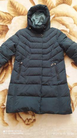 Зимний пуховик 54 размер