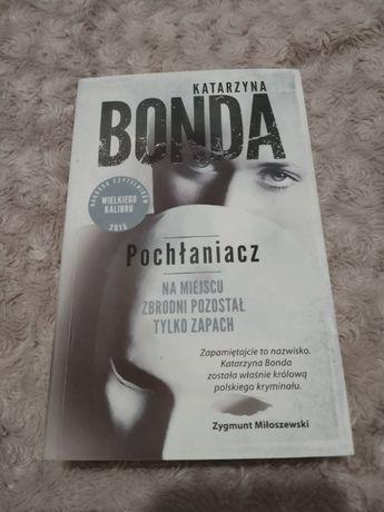 Pochłaniacz, Katarzyna Bonda