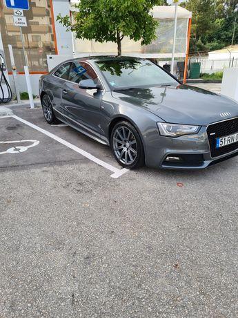 Audi a5 coupe sline