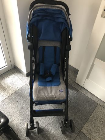 Wózek Chicco Power Blue Miinimo