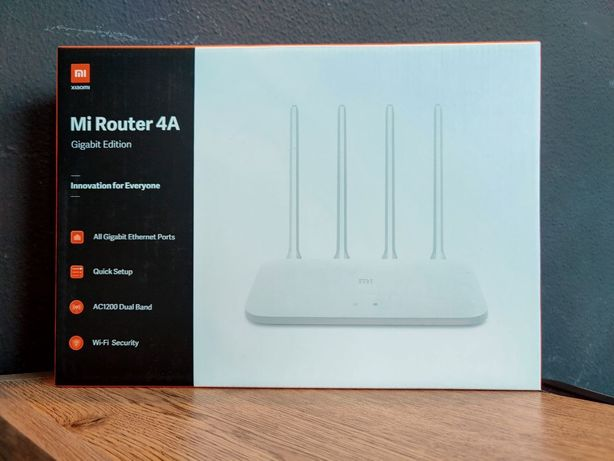 Xiaomi Mi WiFi Router 4A Gigabit Edition Global Version