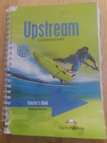 Upstream elementary książka nauczyciela express publishing
