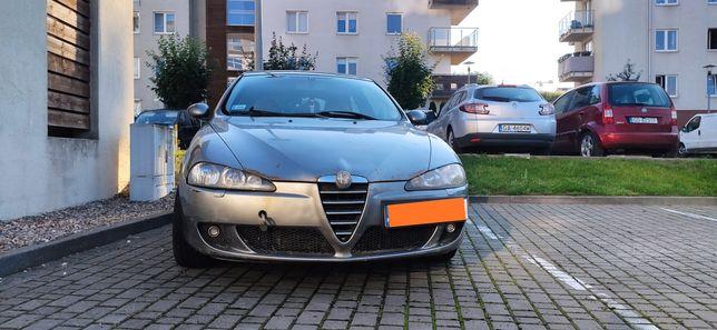 Alfa Romeo 147 1.9JTD 115KM cała na cześć lub do remontu