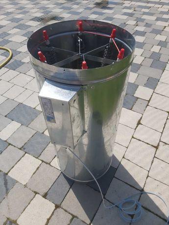 Калорифер  (для круглых каналов), електронагрівник вентиляційний
