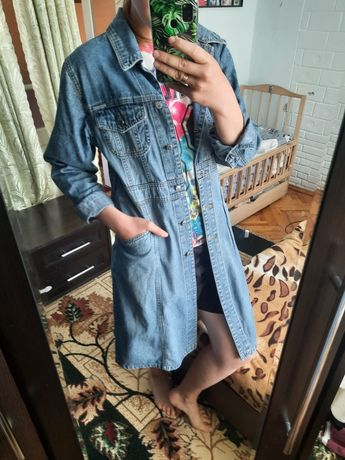 Продам Джинсовку джинсову куртку жіночу