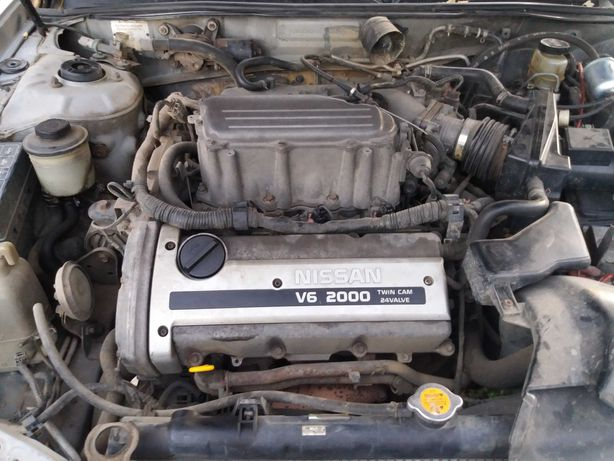 Nissan Maxima A 32 двигатель 2.0