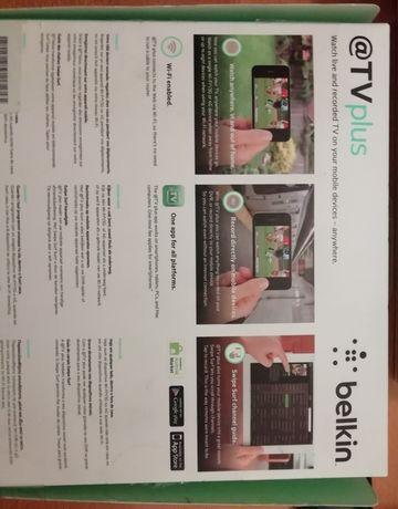 Box para ver/gravar TV remotamente num Smartphone/tablet/computador