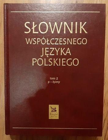 Słownik Współczesnego Języka Polskiego, tom 2, p-żyzny