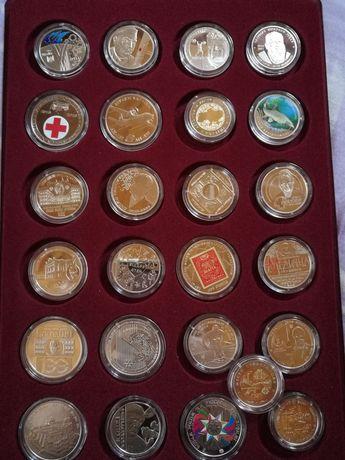 Набір ювілейних монет за 2018