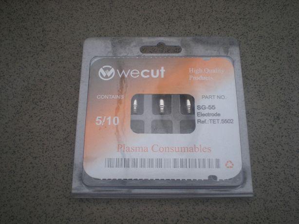 Электроды для плазменной резки SG 55 WeCut