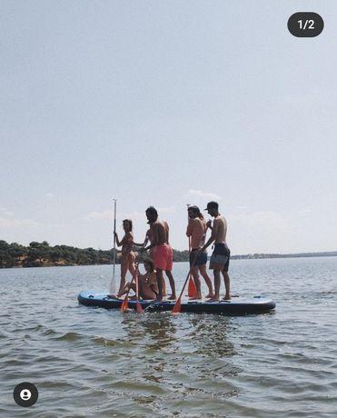 Prancha Paddle Big Sup p/ 8 pessoas